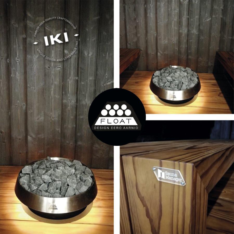 Печь для сауны IKI FLOAT, фото 3