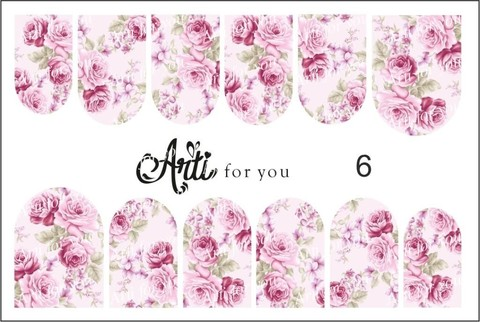 Слайдер Arti for You №6