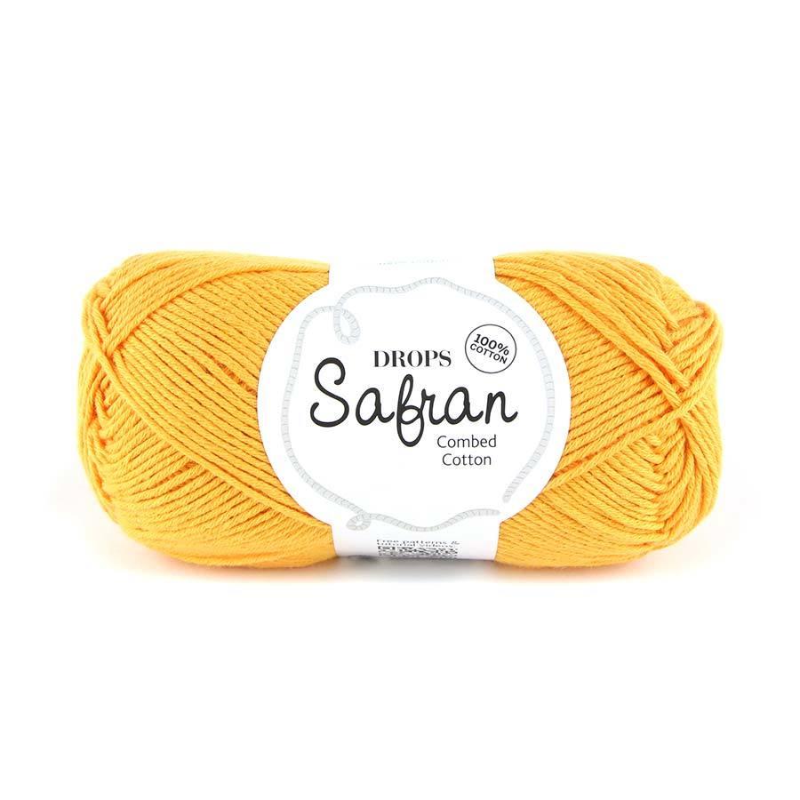 Пряжа Drops Safran 11 желток