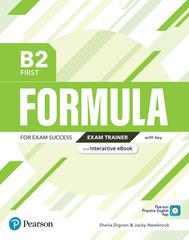Formula First Exam Trainer Interactive eBook wi...