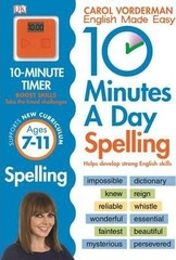 10 Minutes A Day Spelling KS2