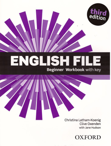 English File (3rd edition) Beginner: Workbook with key