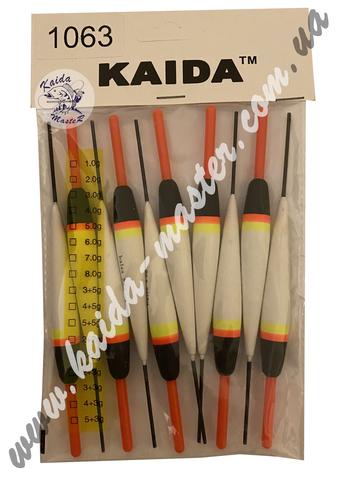 Поплавки Kaida 3 гр