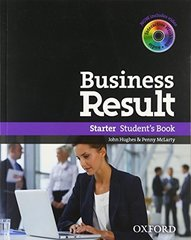 BUSINESS RESULT STARTER SB & DVD-ROM PACK