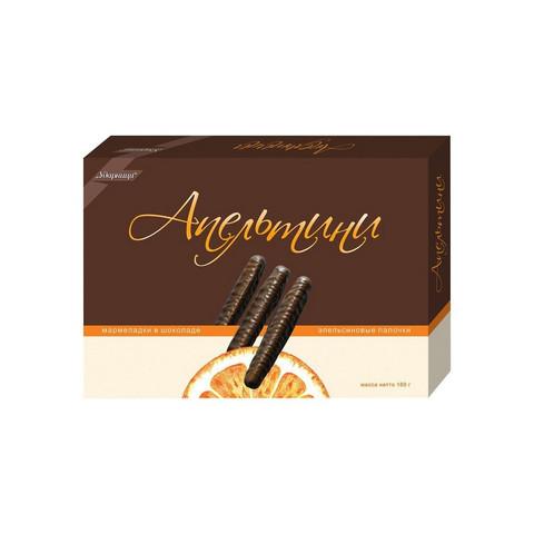 Шоколад апельсиновые палочки Апельтини