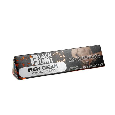 Табак Burn BLACK 25 г Irish Cream