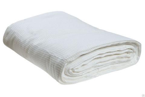 Вафельная ткань в рулоне ширина 45 см/1 рул = 60 м.п. 170 мкм