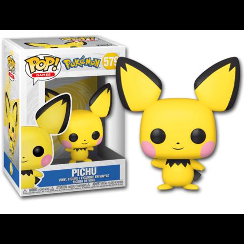 Pichu (Pokemon) Funko Pop! Vinyl Figure    Пичу
