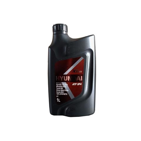 HYUNDAI XTEER SP4 Масло трансмиссионное (пластик/Корея)