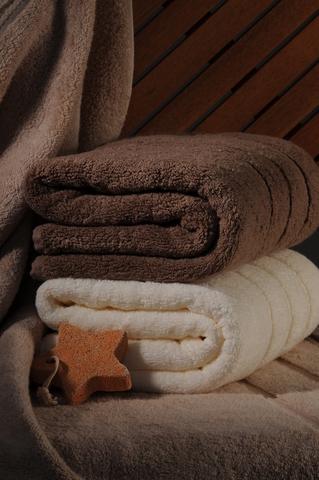 Объемное махровое полотенце для лица CONFORTO Buddemeyer 48х90