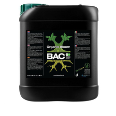Органическое удобрение Organic Bloom от B.A.C.