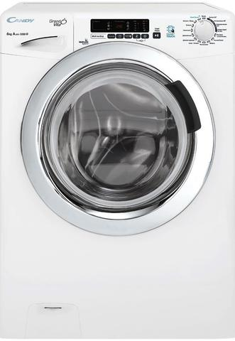 Узкая стиральная машина Candy GVS4 126DW3/2-07