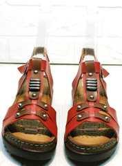 Летние сандалии кожаные женские Rifellini Rovigo 375-1161 Rad.