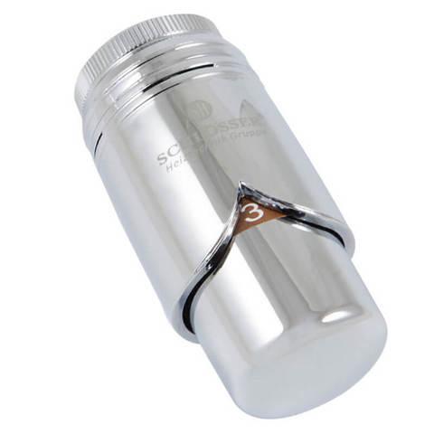 Головка термостатическая BRILLANT Хром M28x1,5 HT