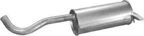 глушитель Citroen BX 1.1/ 1.4/ 1.6/ 1.8D/ 1.9/ 1.9D 82 -94