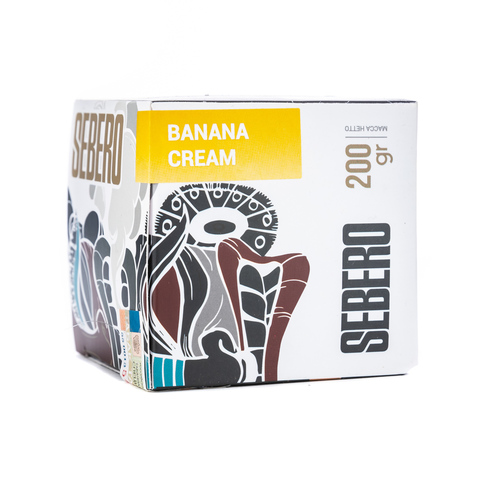 Табак Sebero Banana Cream (Банан Крем) 200 г