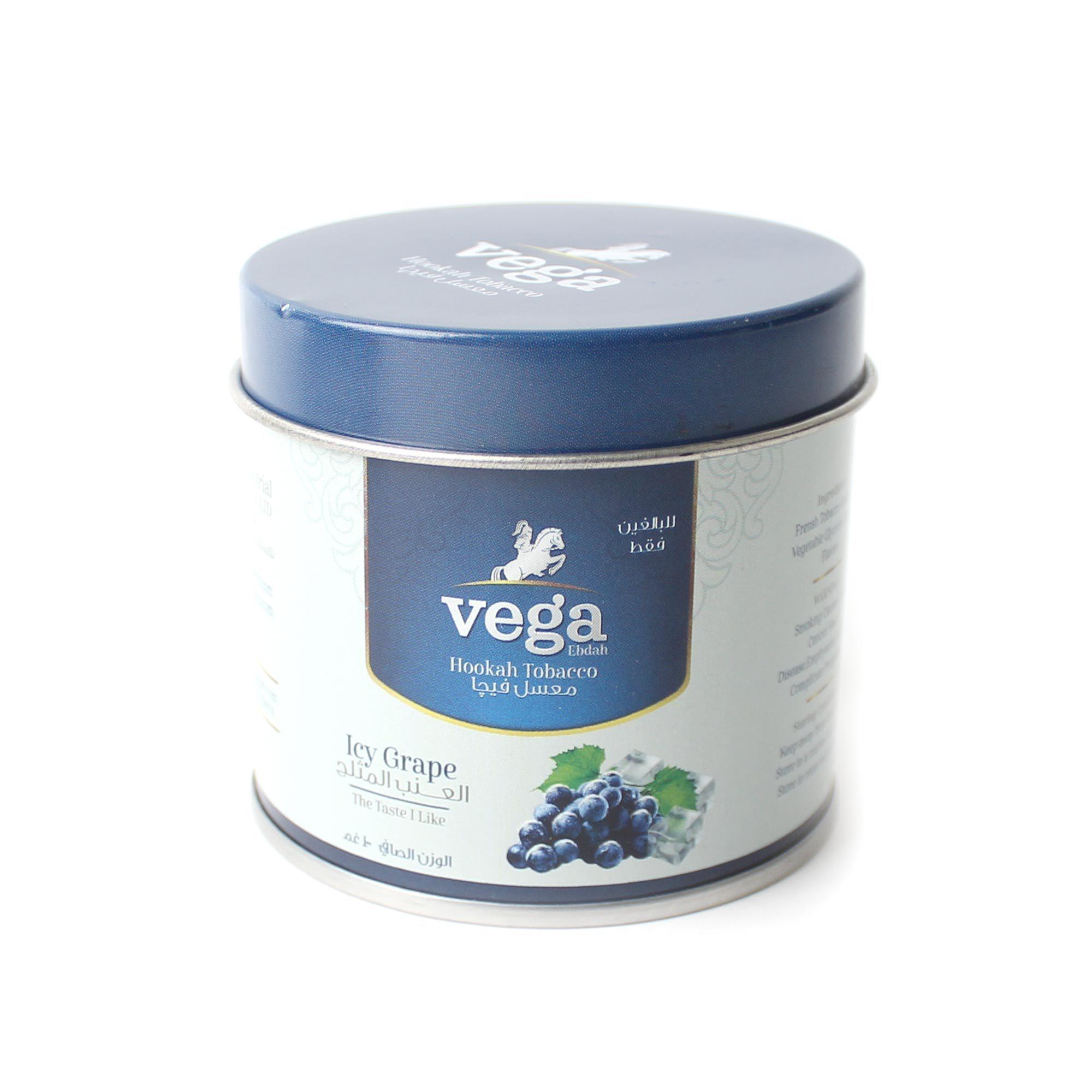 Табак для кальяна VEGA Icy Grape 100 гр