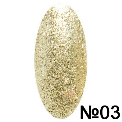 №003 Гель-лак 3-х фазный