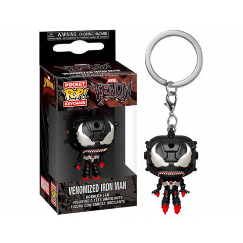 Веном Железный Человек    POP! Venomized Iron Man