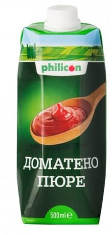 Пюре из помидоров