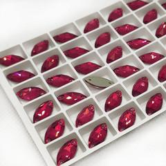 Стразы пришивные Milano Red купить в Краснодаре на Кубани
