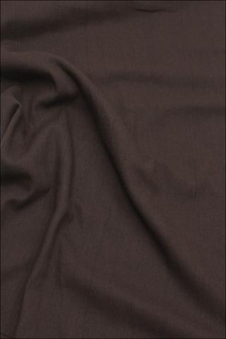 Горький шоколад, хлопок-лен(с дефектом-вкрапление черной нитки)
