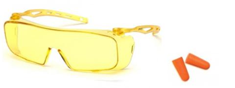 Защитные очки Pyramex Cappture (S9930ST)