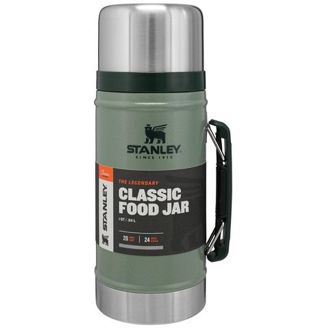 Термос для еды STANLEY CLASSIC 0.94L - олива