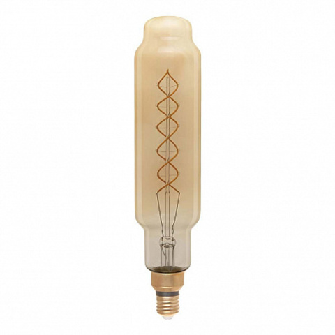 Светодиодная ретро лампа G80-Т Spiral LED 8W E27 2400K