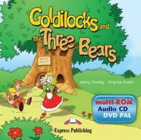 GOLDILOCKS AND THE THREE BEARS MULTI-ROM