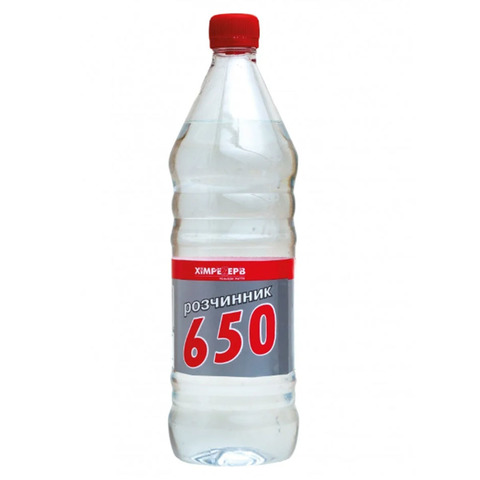 Растворитель 650
