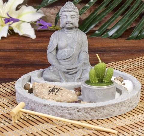 Садик Дзен Buddha  18см