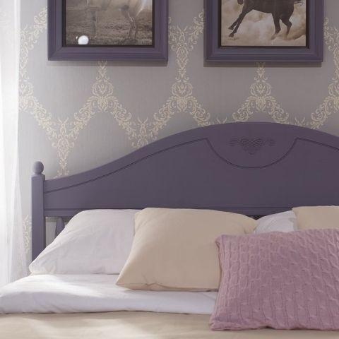 Кровать Айно 4 (индиго)