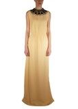 Платье длинное MOSCHINO CHEAP AND CHIC