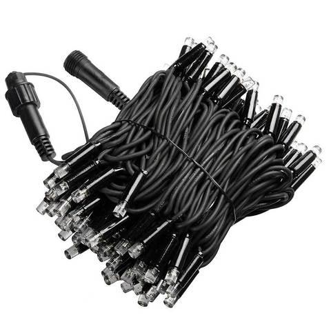 гирлянда светодиодная на каучуковом проводе лэд led string купить смотреть цена фото нить