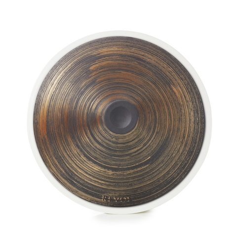 Фарфоровый тажин Cuivre для газовой плиты ,графит/медь , артикул 653421, серия Revolution 2