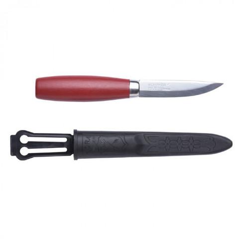 Нож Morakniv Classic № 2/0, углеродистая сталь, 1-0002/0