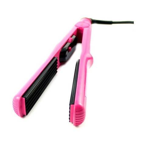 Выпрямитель Moser Crimper MaxStyle 40Вт розовый (макс.темп.:230С)