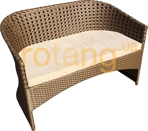 Подушка на диван Женева двухместный