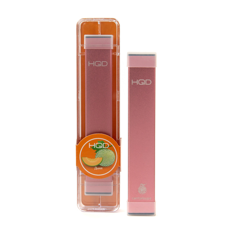 Одноразовая электронная сигарета HQD Ultra Stick Cantaloupe (Дыня) 1 шт