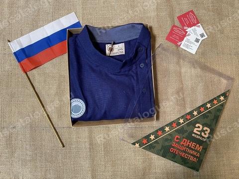 Подарочная косоворотка «Офисная-2.0»