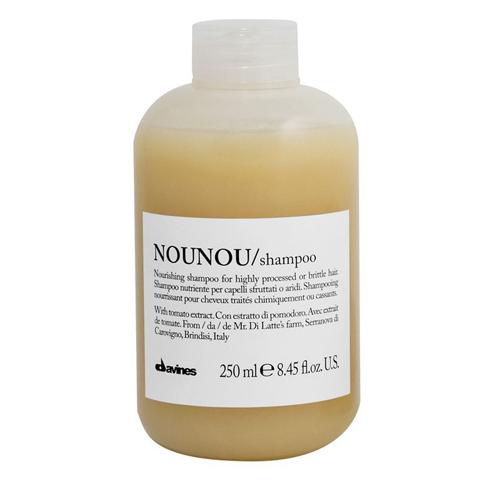 Davines Essential Haircare NOUNOU: Питательный шампунь для уплотнения волос (Nounou Shampoo)