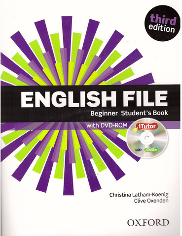 English File (3rd edition) Beginner: Student's Book and iTutor Pack