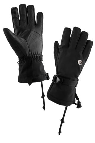 ПЕРЧАТКИ BONUS GLOVES - WORKER BLACK
