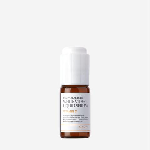 Купить Manyo Factory WHITE VITA·C LIQUID SERUM - Сыворотка с витамином С