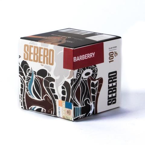 Табак Sebero Barberry (Барбарис) 100 г