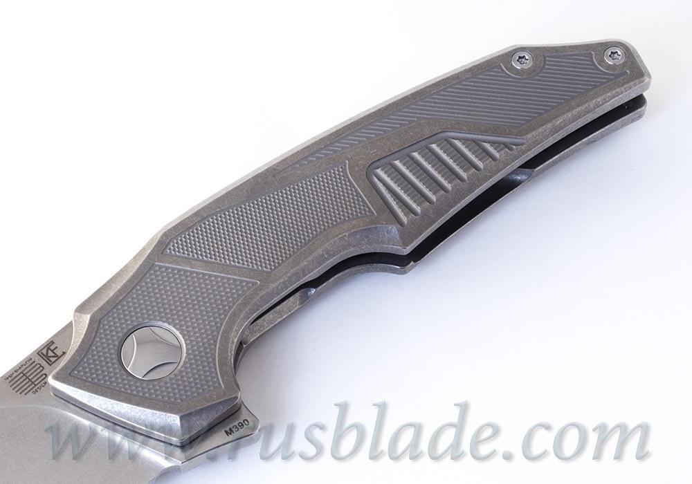 Muscle CKF and Tashi Bharucha SW Knife Limited