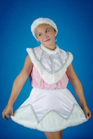 Новогодний костюм Снежинки 1