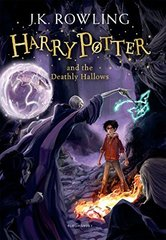 Harry Potter 7: Deathly Hallows (rejacketed ed.)