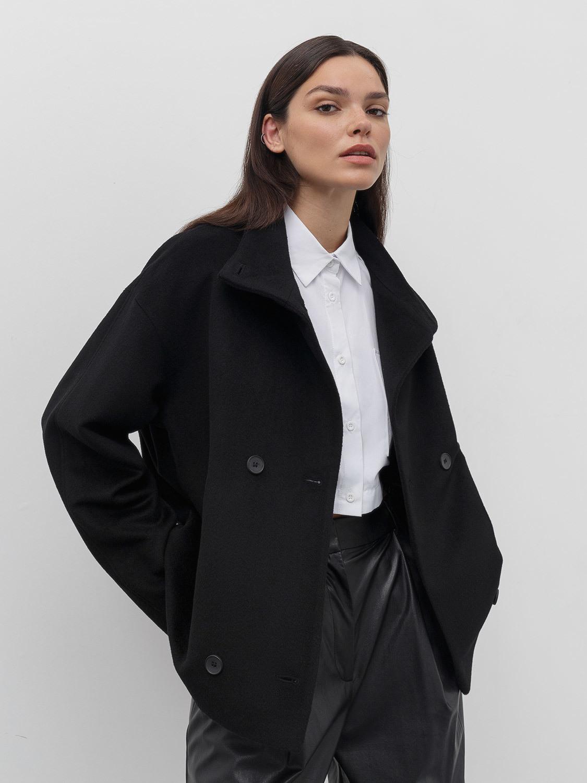 Пальто Pamela укороченное
